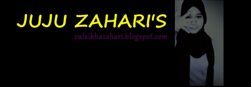 ZULAIKHA ZAHARI
