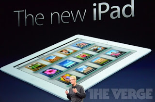 artificial ear, the new ipad
