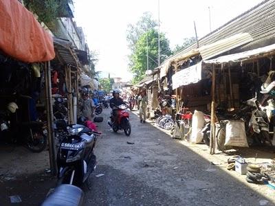 Empat Pasar Di Kota Pekalongan Akan Direlokasi