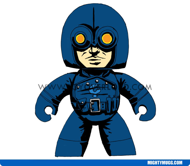 Which Of Your Favorite Comic Book Characters Should Hasbro Make Into Mighty Muggs In 2016 Should It Be Lobster Johnson