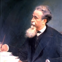 'Retrat de Frederic Soler (Arcadi Mas i Fondevila)'