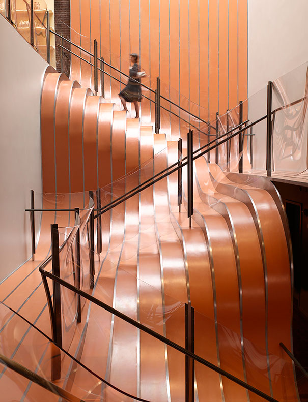 La Maison Unique Stairs