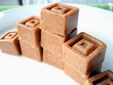 Low Carb Nuss-Nougat-Schokolade