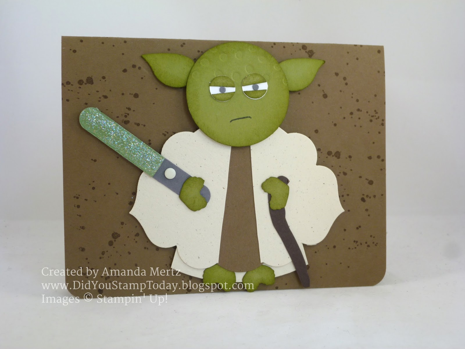 Did you stamp today july 2015 yoda star wars birthday bookmarktalkfo Image collections