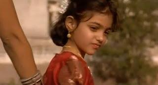 Check Nitya Menon as Child Artist in 1998 Malayalam Movie Hanuman