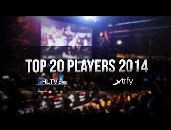 Top 20 game thủ CS:GO xuất sắc nhất năm 2014