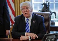 Trump, que prometió cambiar Washington, choca con la realidad
