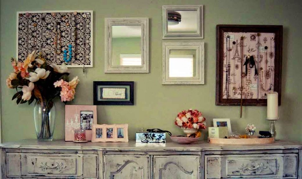 Stylish Vintage Home Decor, Vintage Furniture And Accessories, Wall Frames
