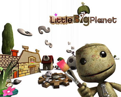 LittleBigPlanet Game Wallpaper