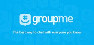 تطبيق Groupme