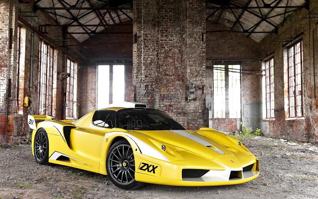 2012 Ferrari Enzo Edo Competition ZXX