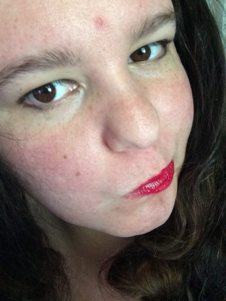 Wet n Wild Vicious Varnish Lip Stain Review
