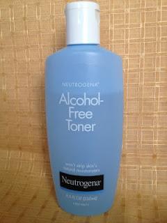Neutrogena Alcohol-Free Toner Walmart