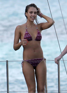 Jessica+Alba+with+Nicole+Richie+ ++Purple+Bikini+ +St+Barts+ +05.04.2013+ +156hq+29 Jessica Alba with Nicole Richie in Purple Bikini Candids in St Barts