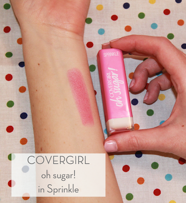 Covergirl Oh Sugar! in sprinkle review