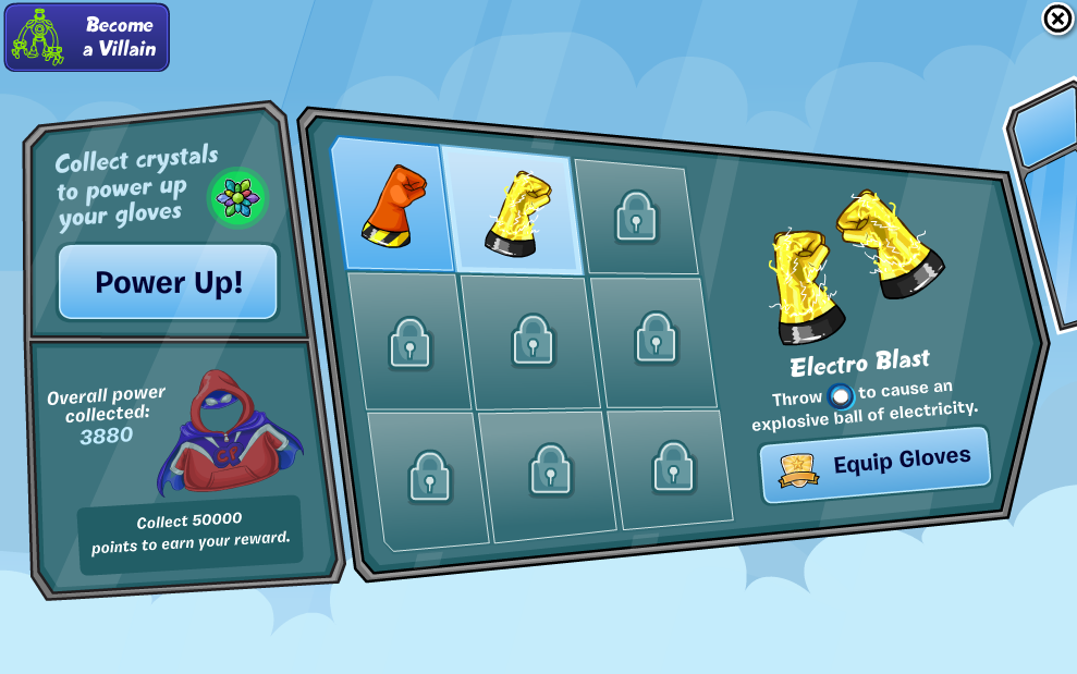 N Club Penguin Cheats Come back on select days to