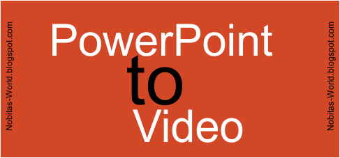 PowerPoint to Video