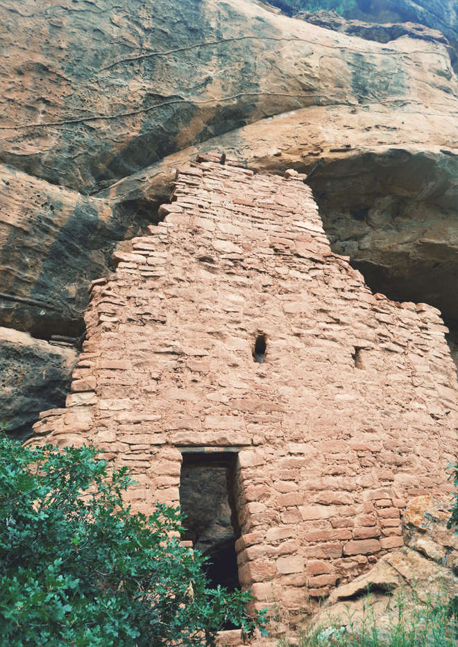 The Flying Clubhouse: Mesa Verde - Spruce Tree House