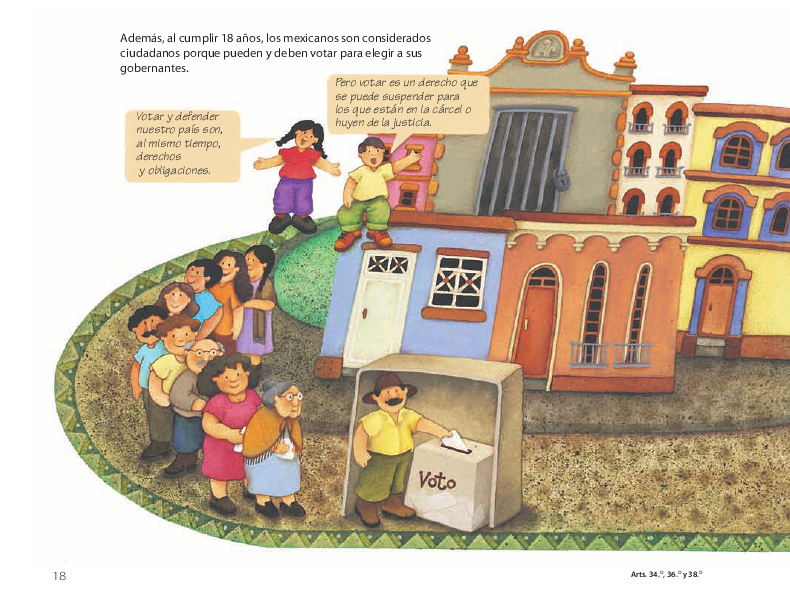 Nacionalidad - Conoce nuestra Constitución 4to 2014-2015