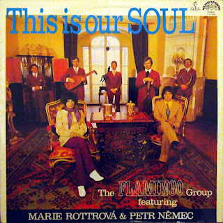 The Flamingo Group featuring Marie Rottrová & Petr Němec - This Is Our Soul (1971)