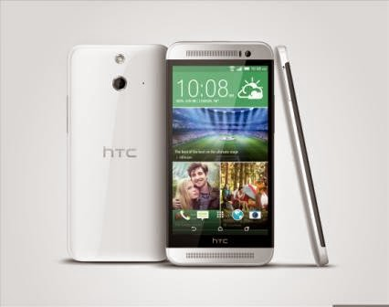 HTC One E8 white
