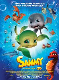 Sammy 2 A Grande Fuga Dublado Rmvb + Avi