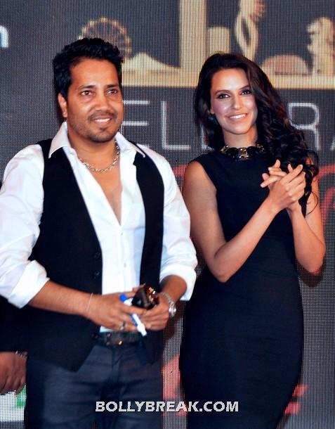 , Sonakshi Sinha, Neha Dhupia And Bipasha Basu At Iifa 2012 Performance Announcement