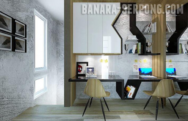 Banara Serpong - Study Room