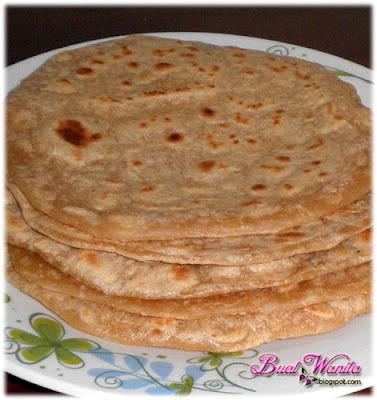 Resepi Mudah Roti Chapati Capati Sukatan Cawan. Cara Buat Roti Chapati Capati. Roti Chapati Capati Sedap Lembut Gebu Simple Senang
