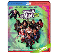 Escuadron Suicida (2016) 3D SBS Theatrical BRRip 1080p Audio Dual Latino/Ingles 5.1