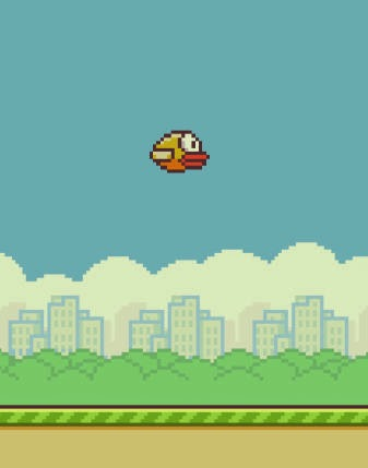 Flappy Bird, Flappy Bird victim of its success, free apps, Vietnamese developer,