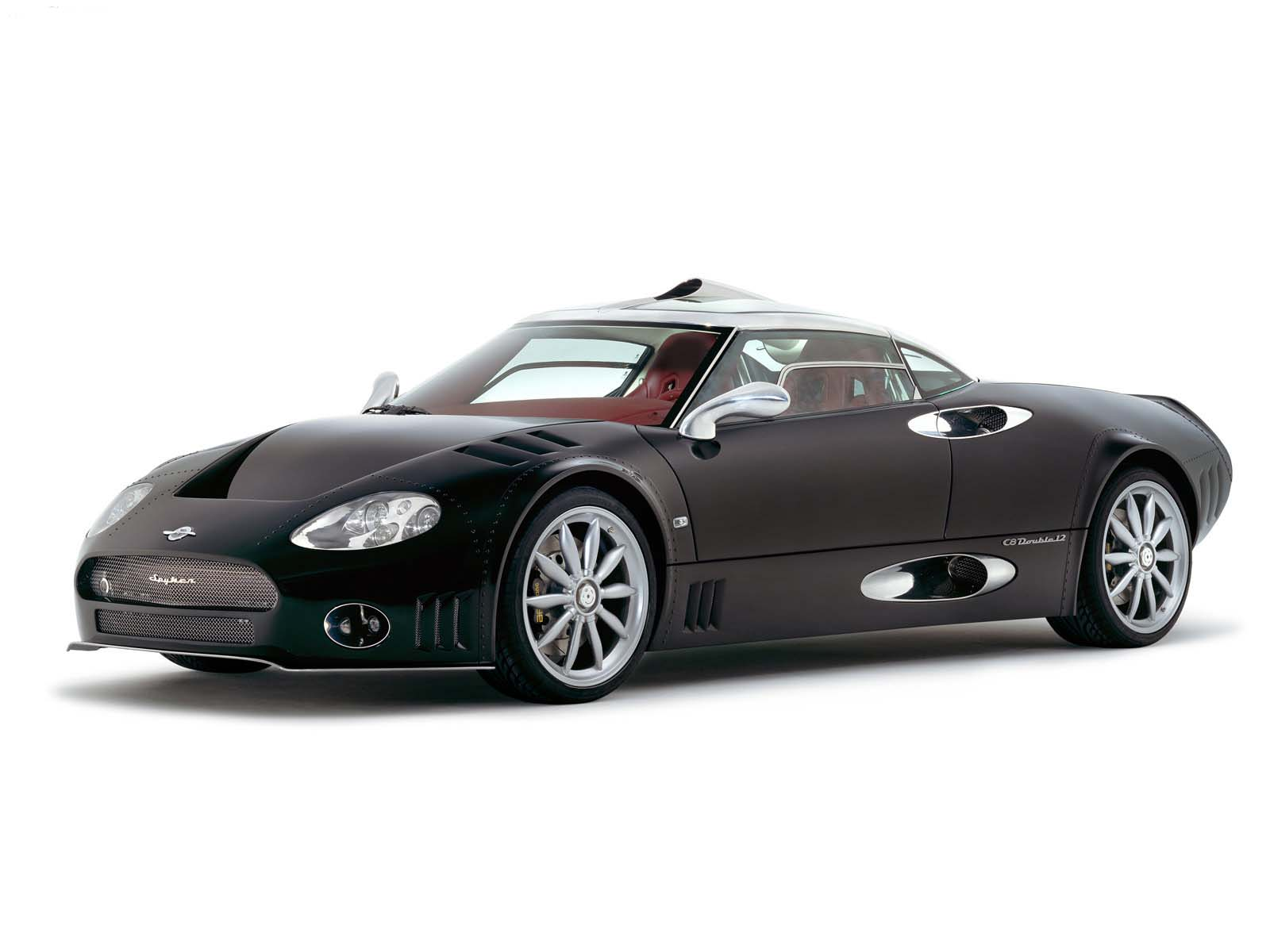 Sport Cars Spyker C8 Double 12 2005