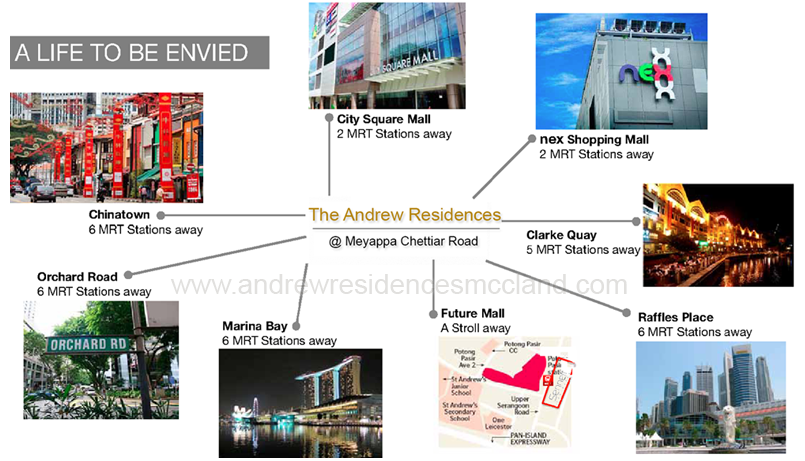 the andrew residences in Potong Pasir