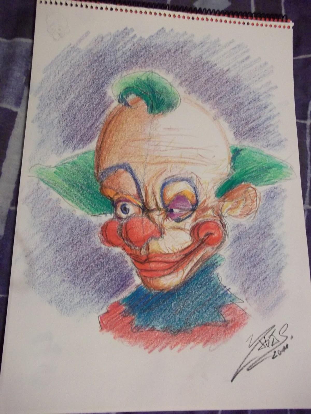 Killer Klowns!!!!!! | sinfonías dibujadas