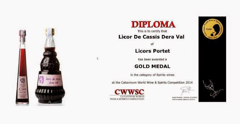 LICOR DE CASSIS DERA VAL