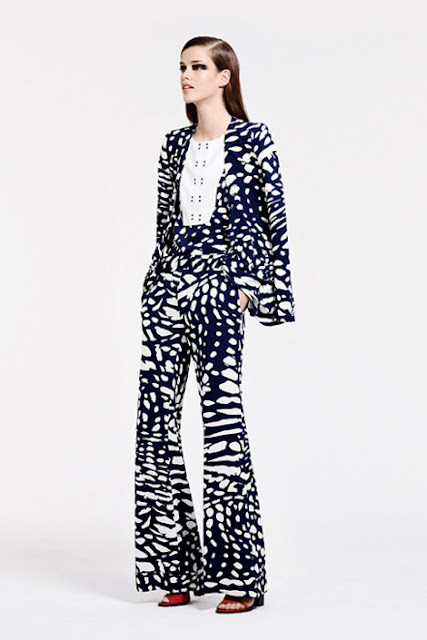 2011 Summer Fashion - Black and White Animal Print