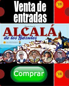 Venta entradas Alcalá Gazules