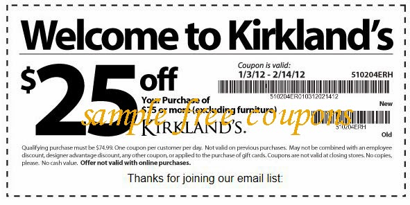 Kirkland's is a physical and online retailer of home accessories, bedding, and furniture. It specializes in rugs, kitchen decor, wall art, garden accessories, lounge furniture, and vanity sinks. Customers are fond of the stylish and elegant designs, availability of discounts and simple online shopping options.