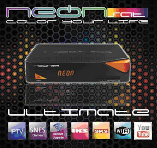 Actualizacion para el Decodificador NEONSAT ULTIMATE HD 19 Agosto 2013