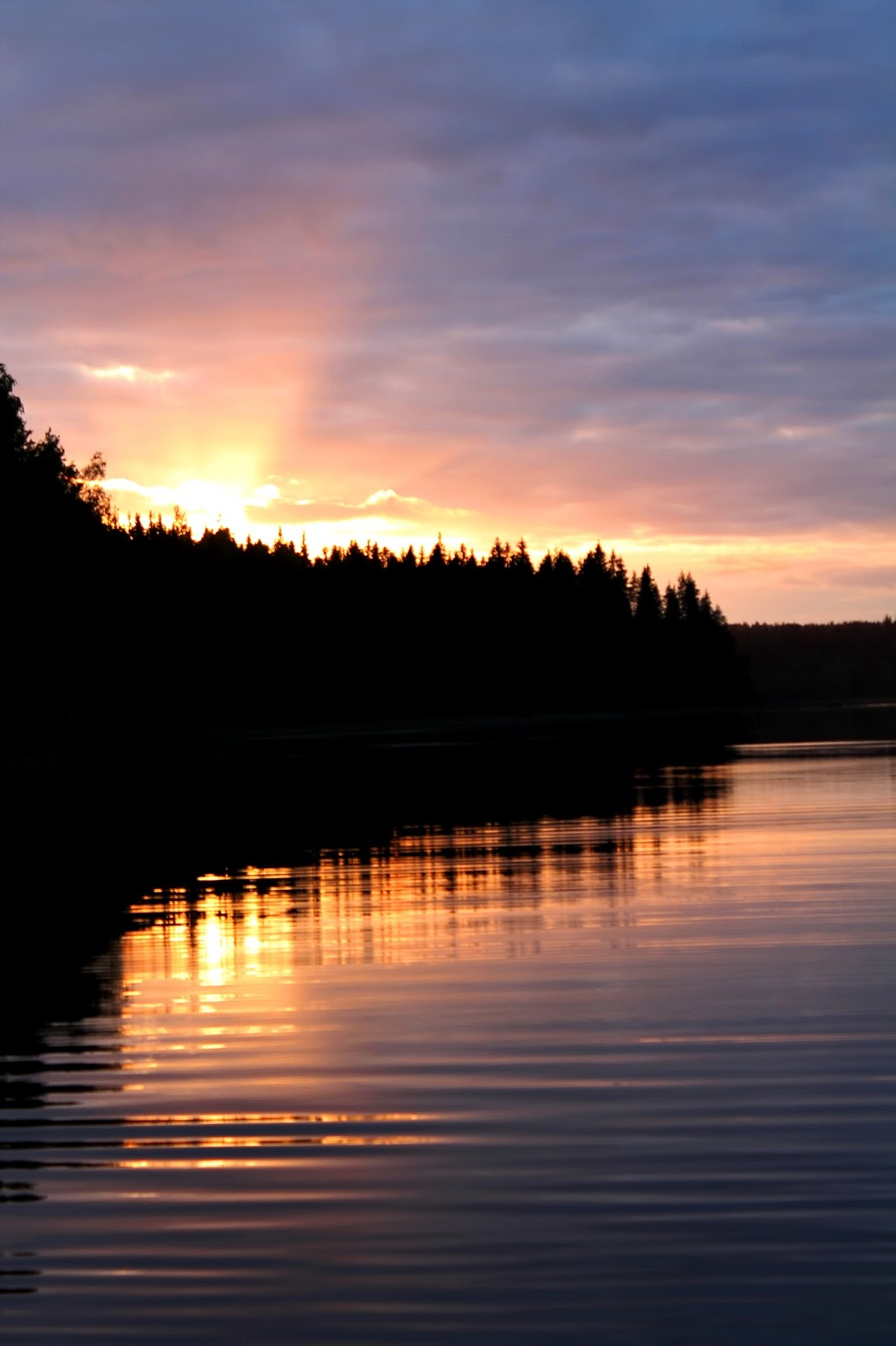 #visitfinland #finland #lakesaimaa #saimaa #lake #sun #sunset #photography #amazing