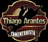 Thiago Arantes - Comentarista
