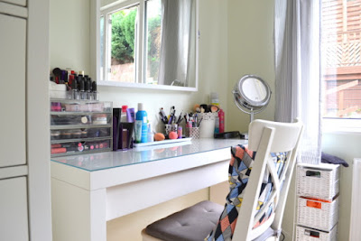 Updated Dressing Table Tour