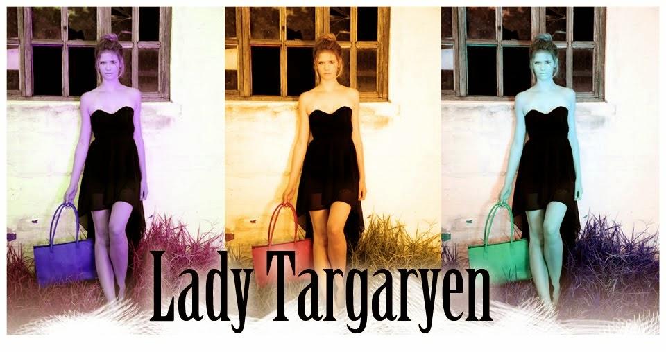 Lady Targaryen Bags