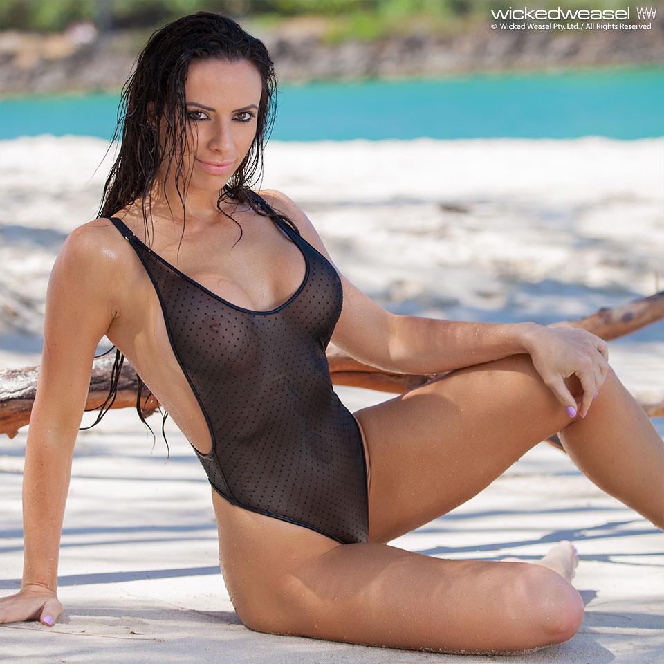 Micro Bikini Babe Clips 42