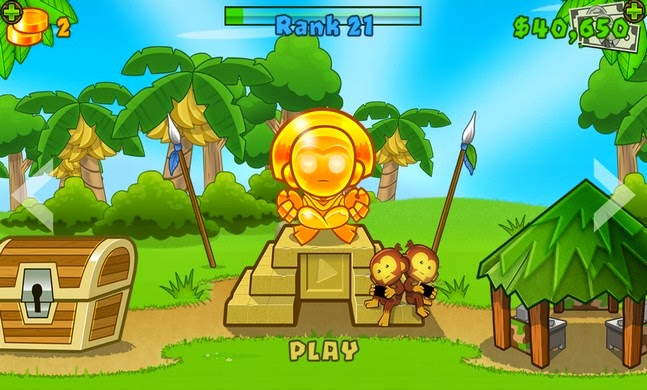 Download Bloons TD 5 Game Apk