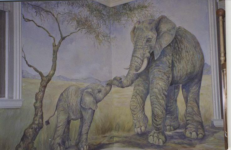 Mamma's Lovin' (mural)