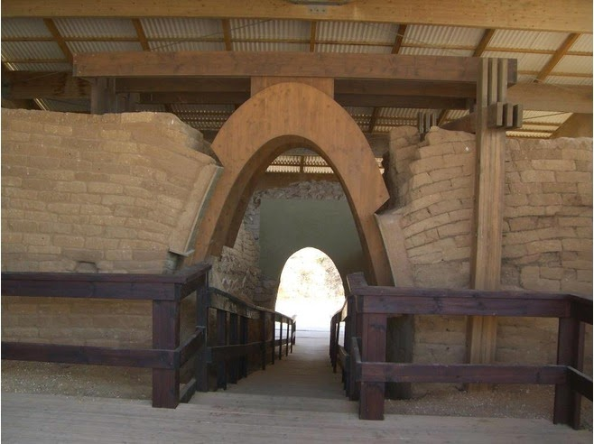 Ashkelon's Arched Gate