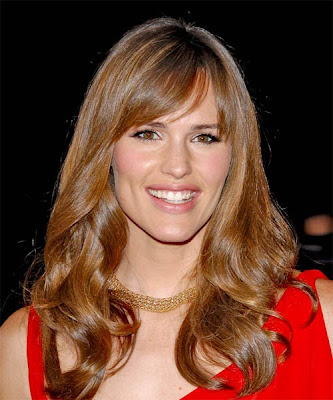 Jennifer Garner gorgeous hair