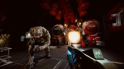 Doom 3 el mejor juego de tiros  en primera persona