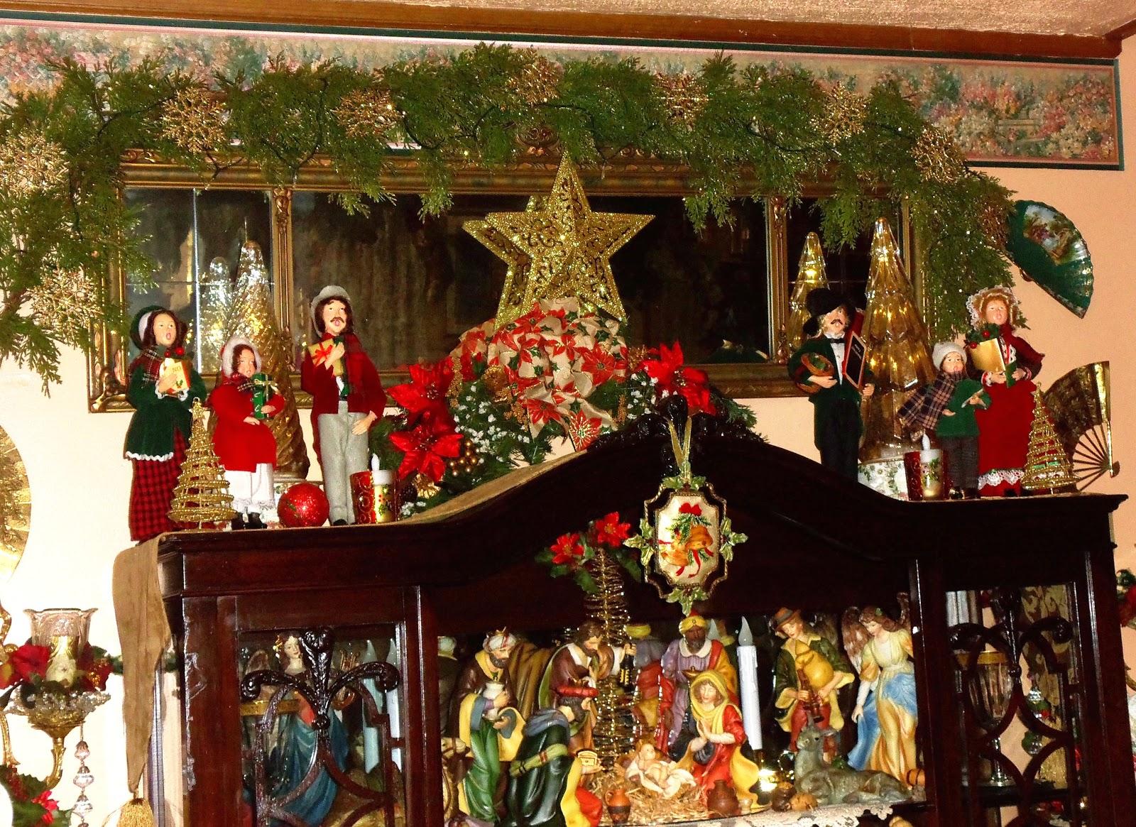 Old fashioned christmas carols 61